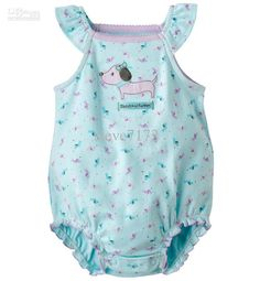 New Born Bodysuits Rompers Baby Clothes Shirts Outfits Tights Outfits Jumpers Babywear ZW977 Online with $4.01/Piece on Angle-qxx's Store | DHgate.com