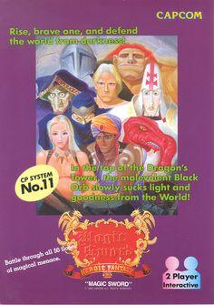 Magic Sword : Heroic Fantasy