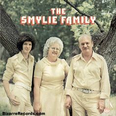 Smile  –23 of the Worst Album Covers Ever