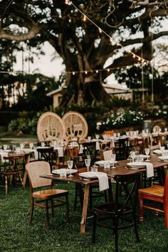 eclectic alfresco wedding in Byron Bay