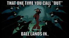 Volleyball in a nutshell hahaha