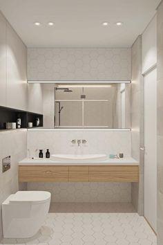 bathroom minimalistic soft aesthetic home interior korean apartment kawaii g e o Apartment Decoration, Apartment Interior Design, Luxury Interior Design, Home Interior, Interior Modern, Bathroom Design Layout, Modern Bathroom Design, Bathroom Interior Design, Modern Bathrooms