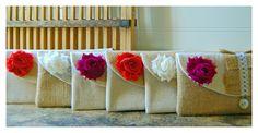 Personalized Bridesmaid Gift Idea, Bridesmaid Clutch, Fall Wedding Accessory, Clutch Bridesmaid Gift, Wedding Party, Country Wedding