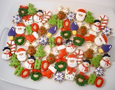 191 Best Mini Decorated Cookies Images In 2016 Cookies Cookie