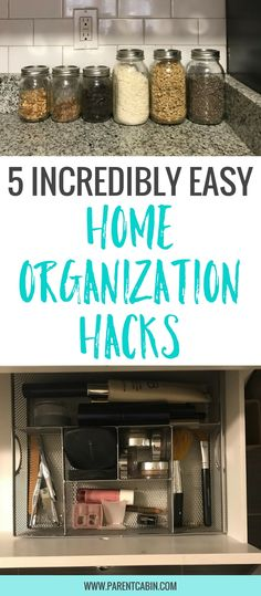 Here are five simple but convenient home organization hacks that have helped me keep a neat home (and my sanity) over the years while living in a small space in the city.