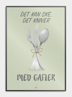 Det_kan_ske_det_kniver_med_gafler plakat