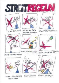 Habe ich für ein Kinder-Präventionsprojekt gezeichnet.