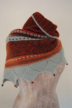 Ravelry: Urban Troubadour pattern by Mary Lena Lynx