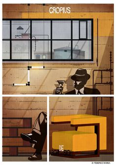 ARCHIDESIGN: Estórias do design por Federico Babina,Courtesy of Federico Babina