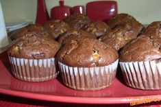 Ale, Muffins, Food And Drink, Baking, Breakfast, Sweet, Recipes, Muffin, Patisserie