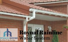 Home - Roynal Rainline - Gutter System - Jabodetabek Water Systems, Pergola, Outdoor Structures, Mansions, Metal, House, Projects, Home, Haus