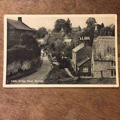 Little Bridge Road, Bloxham Postcard Ref017 | eBay