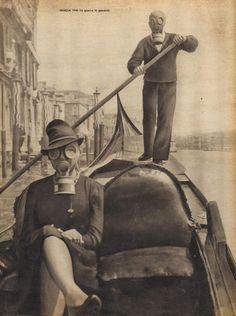 Venezia 1940 - La guerra in gondola