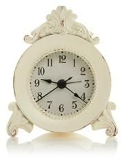 George Home Vintage Mantel Alarm Clock | Asda Home