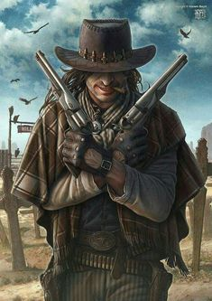 Image result for old west fantasy art