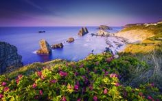 WALLPAPERS HD: Costa Quebrada Cantabria Spain Coast