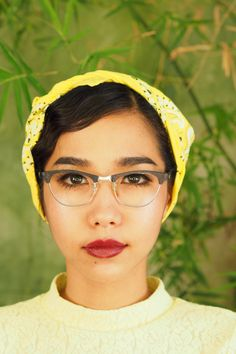 A personal favorite from my Etsy shop https://www.etsy.com/listing/227780957/vintage-cat-eye-eyeglass-12k-gf-by