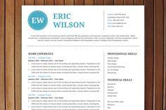 Resume/CV Template w