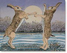 Linda Richardson: <i>Hares</i>