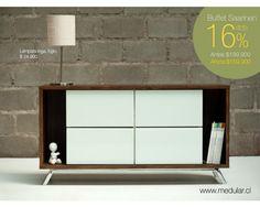 Credenzas Modernas De Madera : Mejores imágenes de consolas credenzas madera en