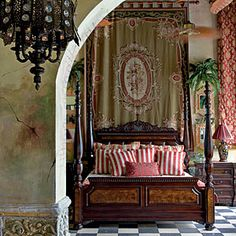The Colors of Puerto Rico | Lodging (The Gallery Inn) | CoastalLiving.com