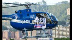 Venezuela #27Jun   Ataque desde helicóptero. Piloto Oscar Pérez contra Nicolás Maduro - VER VÍDEO -> http://quehubocolombia.com/venezuela-27jun-ataque-desde-helicoptero-piloto-oscar-perez-contra-nicolas-maduro    #27J   #27Junio   27 de Junio de 2017  #cicpc  #oscarperez Los alrededores del Palacio de Miraflores se encuentran cerrados luego de que un helicóptero del Cuerpo de Investigaciones Científicas, Penales y Criminalísticas (Cicpc), sobrevolara la zona con una