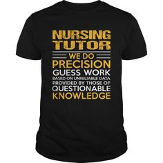 NURSING TUTOR T-Shirts, Hoodies. Check Price Now ==►…