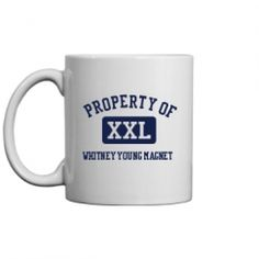 Whitney Young Magnet School - Chicago, IL | Mugs & Accessories Start at $14.97