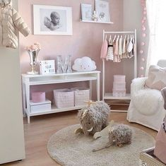 Searching for the sweetest for your baby girl? Here it is! Searching for the sweetest for your baby girl? Here it is! The post Searching for the sweetest for your baby girl? Here it is! appeared first on Babyzimmer ideen. Baby Bedroom, Nursery Room, Girls Bedroom, Girl Nursery, Bedroom Ideas, Baby Nursery Themes, Baby Room Decor, Room Baby, Baby Room Design
