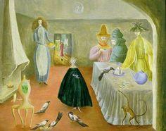 Leonora Carrington, The Old Maids, 1947, Sainsbury Centre for Visual Arts, University of East Anglia