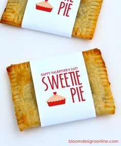 Sweetie Pie Wrappers