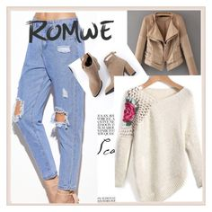 """Romwe 1/16"" by dilruha ❤ liked on Polyvore"