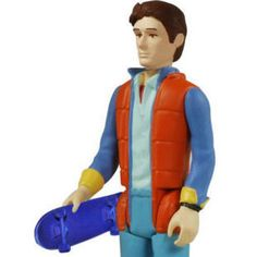 Marty McFly Cake Topper Birthday Figure by CakesNotIncluded