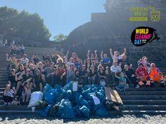Mit DRECK WEG, KOBLENZ! waren wir auch in diesem Jahr beim World Cleanup Day dabei und haben erneut die Veranstaltung in #Koblenz betreut. Alle Infos dazu findet ihr jetzt auf unserer Website unter www.dreck-weg-koblenz.de. #worldcleanupday #littering #umweltschutz Parks, Clean Up, World, Food Planner, Environmentalism, Nature, The World, Parkas