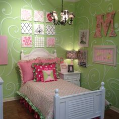 """New """"Tween"""" room setting at Cat and the Fiddle!!"""