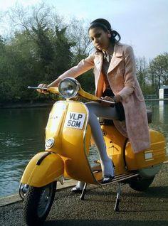 Italian Vespa - scooters ...