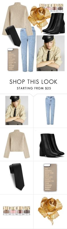 """""""Simple"""" by polinncharmel ❤ liked on Polyvore featuring Dsquared2, Miss Selfridge, Rosetta Getty, Nasty Gal, Saks Fifth Avenue, Smith & Cult and Christian Dior"""