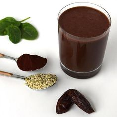 Chocolate Superfood Protein Smoothie