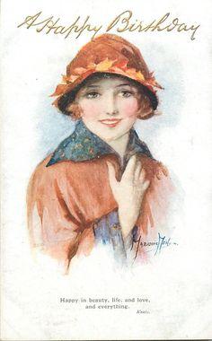 Gems of Womanhood, Series ll - Marjorie Mostyn