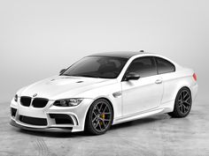 Vorsteiner Gives BMW M3 new GTS5 Front Bumper Kit