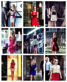 Felicity Smoak #Season2........I want all of her clothes raiding her closet would be AMAZING!
