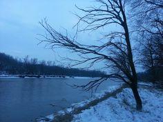 Wintery River (taken by sarah rich)