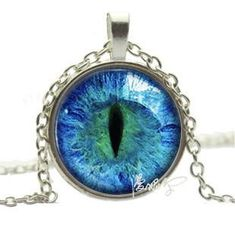 Cat's Eye Necklace Pendant