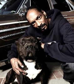 Lmao at the look! Love it! Love me some snoop! Snoop a loop!