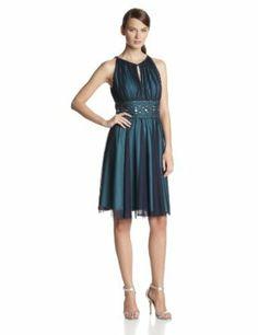 3612e5605c Jessica Howard Women s Sleeveless Keyhole Neck Dress