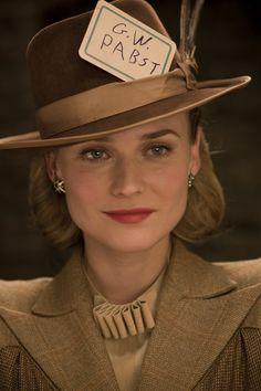 Diane Kruger, actress (in Inglourious Basterd).
