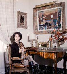 American, Spy, Countess, Author; Doña María Aline Griffith ...
