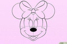 Minnie Maus zeichnen – wikiHow