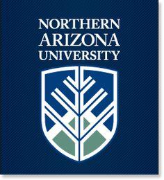 Northern Arizona Lumberjacks #2 College Logo 1C Vinyl Decal Sticker Car Window