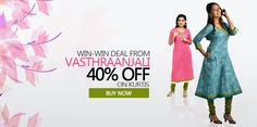 Make Way for the Most Indian fashion in your Wardrobe. From the time we all embraced Western fashion, Indian fashion got a bit neglected. Buy anarkali suits online with huge discounts from kabooliwala to Look Trendy on the ONAM festive.Visit us http://www.kabooliwala.com/